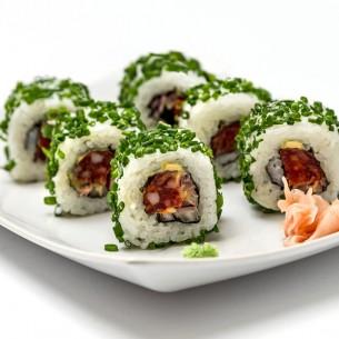 Magyaros Sushi III.